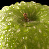 Saftiger Apfel Lizenzfreie Stockbilder