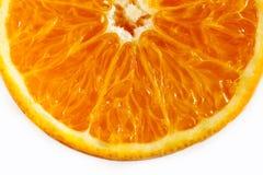 saftigt orange moget Royaltyfria Foton