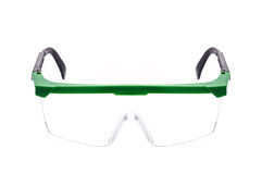 Safty glasses Royalty Free Stock Photos
