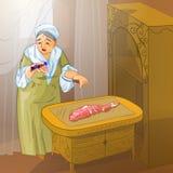 saga 16 Royaltyfri Illustrationer