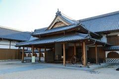 Saga castle history museum. In Saga prefecture, Japan royalty free stock image