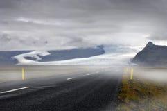 Saga islandêsa Fotos de Stock