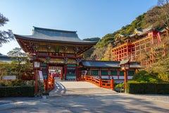 Yutoku Inari shrine in Saga, Japan Royalty Free Stock Images