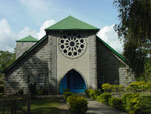 Sagada Church Royalty Free Stock Images