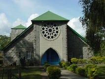 Sagada Kirche Lizenzfreie Stockbilder