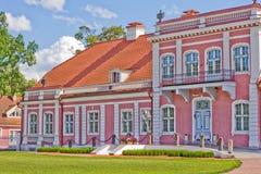 Sagadi Landsitzhaus Lizenzfreie Stockfotografie