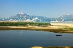 Sagaing fotografie stock