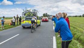 Sagan au début du Tour de France 2016 Photos libres de droits