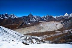 Sagarmatha National Park, Nepal Stock Photos
