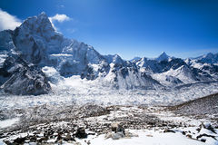 Sagarmatha National Park, Nepal Himalaya Stock Photos