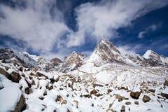 Sagarmatha National Park, Nepal Himalaya Stock Image