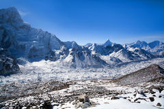 Sagarmatha National Park, Nepal Himalaya Stock Images