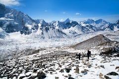 Sagarmatha National Park, Nepal Himalaya Royalty Free Stock Images