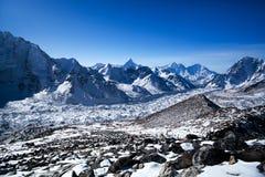 Sagarmatha National Park, Nepal Himalaya Royalty Free Stock Photos