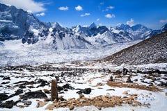 Sagarmatha National Park, Nepal Himalaya Stock Photo