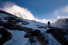 Sagarmatha National Park, Nepal Himalaya Stock Photography