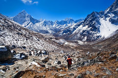 Sagarmatha National Park, Nepal Stock Photos