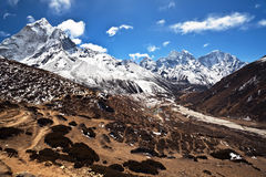 Sagarmatha National Park, Nepal Royalty Free Stock Photos