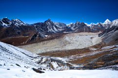 Sagarmatha National Park, Nepal Stock Images