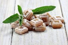 Sage candies Stock Image
