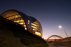 Sage Concert Hall and Theatre, Gateshead Stock Photo