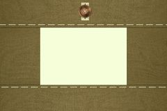 Sage Frame One Royalty Free Stock Images