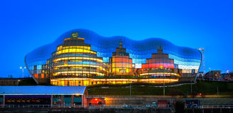 The Sage Gateshead Stock Image