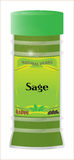 Sage Royalty Free Stock Photography