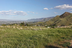 Sage Hills Wenatchee royalty free stock image