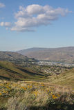 Sage Hills, Wenatchee, North Stock Photo