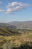 Sage Hills, Wenatchee, North Stock Photo