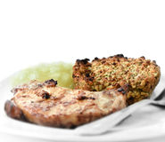 Sage And Onion Stuffing Royalty Free Stock Image