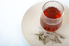 Sage tea Stock Photos