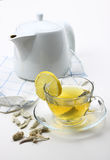 Sage tea Royalty Free Stock Photos