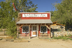 Sagebrush cafe Stock Photos