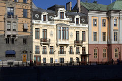 Sagerska palace Royalty Free Stock Images