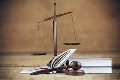Sagesse juridique Photographie stock libre de droits