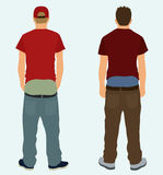 Sagging Pants Stock Photo