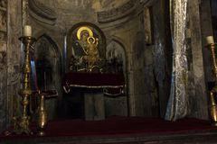 Saghmosavan, Αρμενία, στις 15 Σεπτεμβρίου 2017: Τεμάχιο του διά Στοκ εικόνες με δικαίωμα ελεύθερης χρήσης
