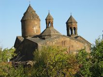 Saghmosavanq Monastery Stock Photos