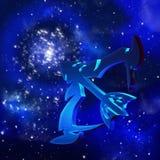 Sagittarius ωροσκοπίων Στοκ Φωτογραφία