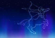 Sagittarius Royalty Free Stock Photo