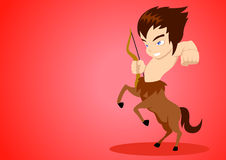 Sagittarius Royalty Free Stock Photo