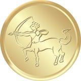 Sagittarius stock illustration