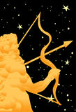 Sagittarius, The Archer Stock Image