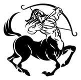 Sagittarius Centaur Horoscope Zodiac Sign Royalty Free Stock Photo