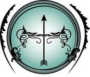 Sagittarius Sign Royalty Free Stock Photography