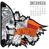 Sagittarius tattoo Stock Images