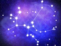 Sagittarius Zodiac Stock Images