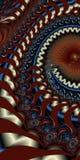 Sagolik abstrakt bakgrund Du kan använda det för inbjudningar, inte Royaltyfria Bilder